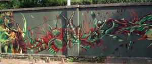 graffiti obraeon2008